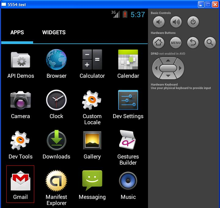 Steps to install apk in Android Emulator   IT Security Concepts